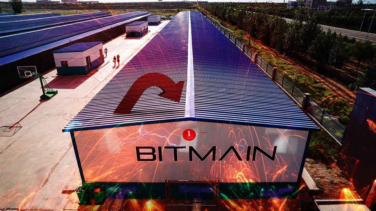 Хешрейт Bitmain упал почти на 90%