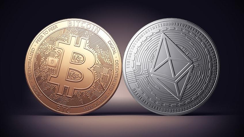bitcoin vs ethereum - Сравнение денежной политики Bitcoin и Ethereum
